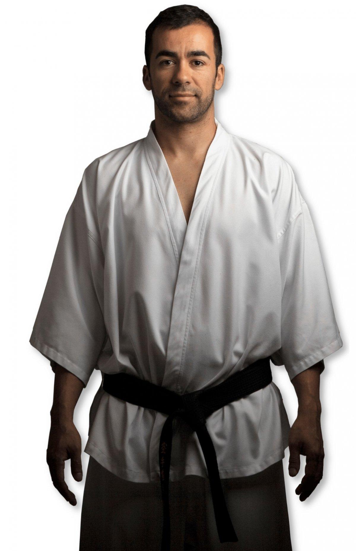 profesor de karate