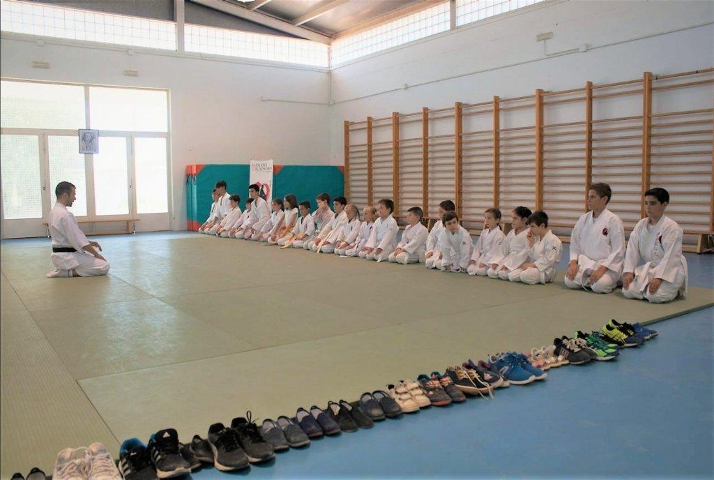 vueta a la calma metodologia de clase dojo kaisho