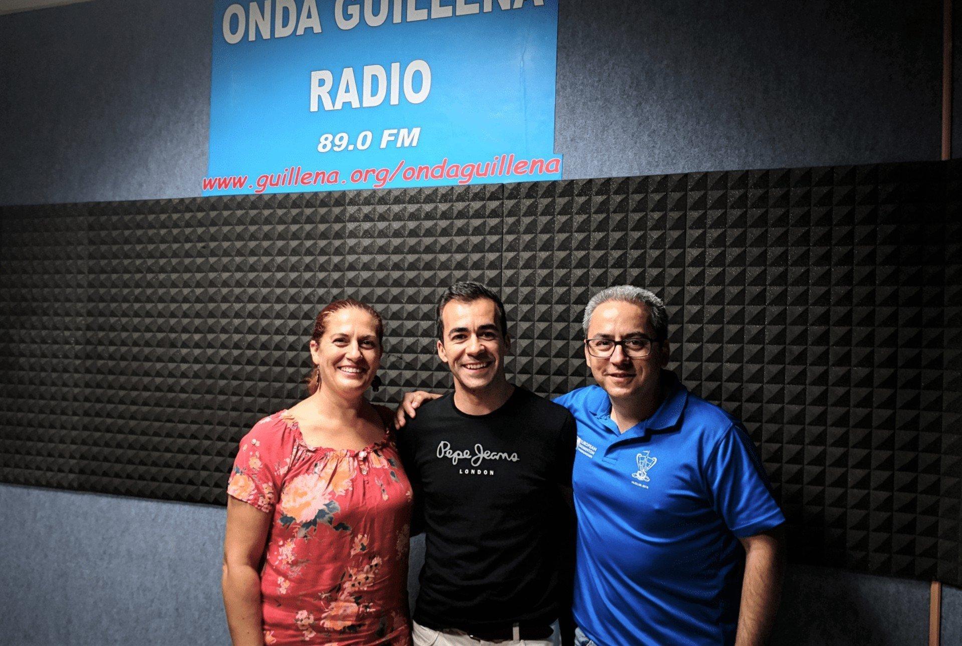 podcast radio onda guillena podcast karate